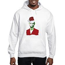Merry Xmas, Abe! Hoodie