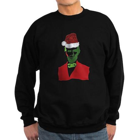 Merry Xmas, Abe! Sweatshirt (dark)