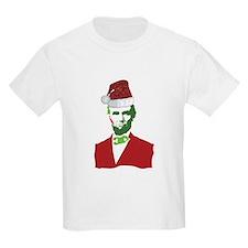 Merry Xmas, Abe! T-Shirt