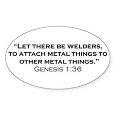 Welders / Genesis Decal