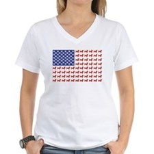 Patriotic Dachshund/USA Shirt
