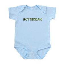 Rotterdam, Vintage Camo, Infant Bodysuit
