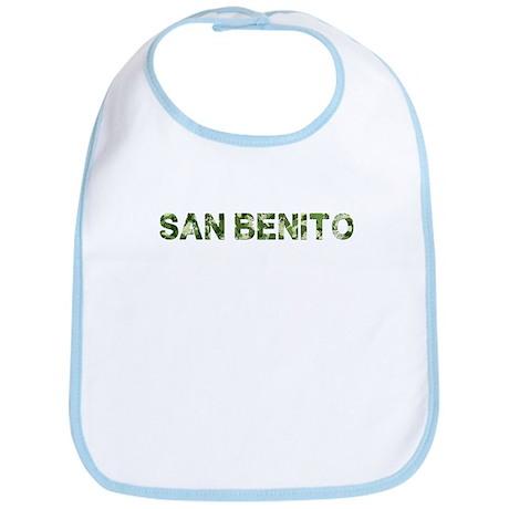 San Benito, Vintage Camo, Bib