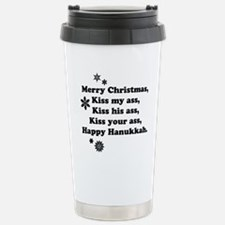 Merry-BKXmas.png Stainless Steel Travel Mug