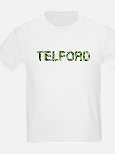 Telford, Vintage Camo, T-Shirt