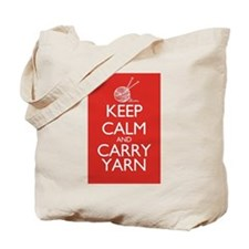 Keep calm carry Tote Bag
