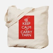 Cute Keep calm and carry gun Tote Bag