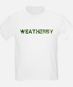Weatherby, Vintage Camo, T-Shirt