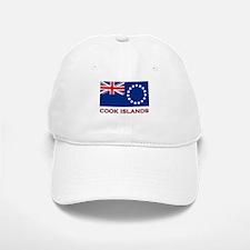 The Cook Islands Flag Merchandise Baseball Baseball Cap