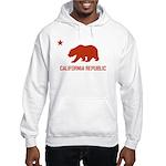 Strk3 California Republic Hooded Sweatshirt