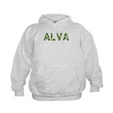 Alva, Vintage Camo, Hoodie