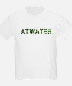 Atwater, Vintage Camo, T-Shirt