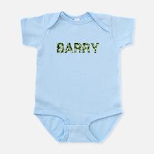 Barry, Vintage Camo, Infant Bodysuit