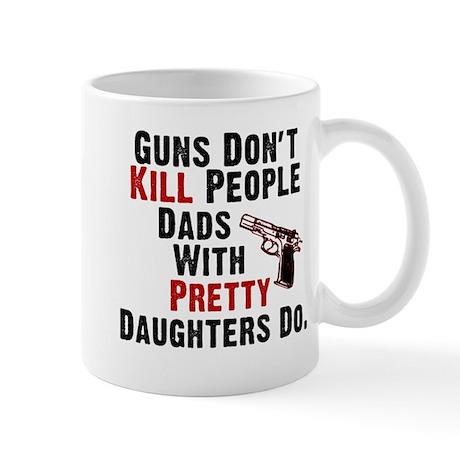 Guns Dont Kill People Mug