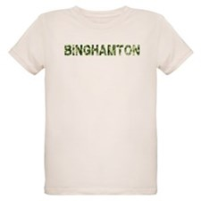 Binghamton, Vintage Camo, T-Shirt