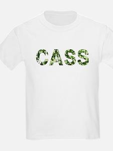 Cass, Vintage Camo, T-Shirt