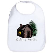 A Cabin of My Own Bib