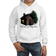 A Cabin of My Own Hoodie
