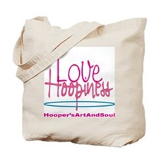 Hooper Love and Hoopiness Tote Bag