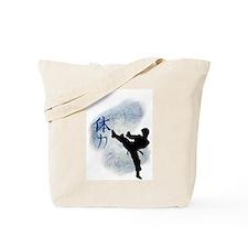 Power Kick 2 Tote Bag