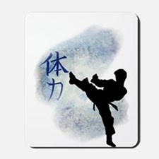 Power Kick 2 Mousepad