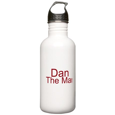 Dan The Man Stainless Water Bottle 1.0L