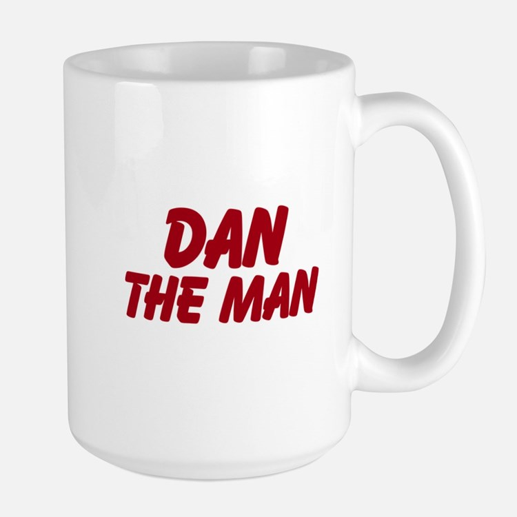 Dan The Man Mug