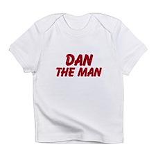 Dan The Man Infant T-Shirt