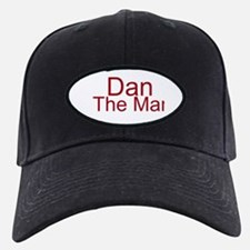 Dan The Man Baseball Hat