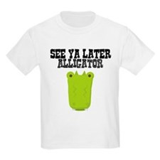 See Ya Later/After While Kids T-Shirt