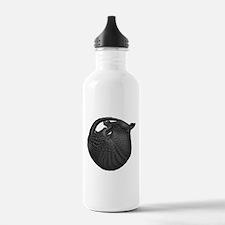Sleeping Armadillo Water Bottle