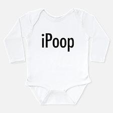 Cute Lingo Long Sleeve Infant Bodysuit