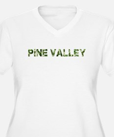 Pine Valley, Vintage Camo, T-Shirt