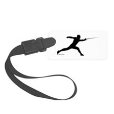 Lunge Luggage Tag