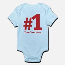 number one Infant Bodysuit
