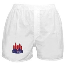 Atlanta Skyline Newwave Patriot Boxer Shorts
