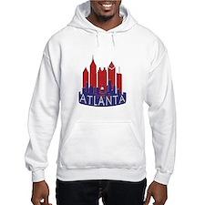 Atlanta Skyline Newwave Patriot Hoodie