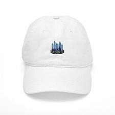 Atlanta Skyline Newwave Cool Baseball Cap