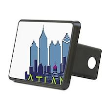 Atlanta Skyline Newwave Cool Hitch Cover