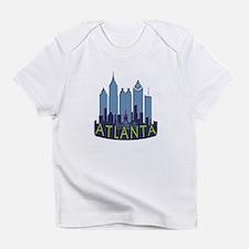 Atlanta Skyline Newwave Cool Infant T-Shirt