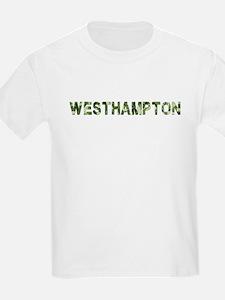 Westhampton, Vintage Camo, T-Shirt