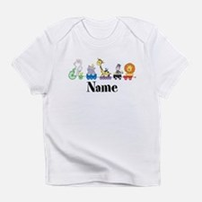 Personalized Noahs Ark Infant T-Shirt