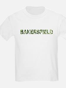 Bakersfield, Vintage Camo, T-Shirt