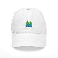 Atlanta Skyline Newwave Primary Baseball Cap