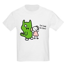 Can I Keep Him? T-Shirt
