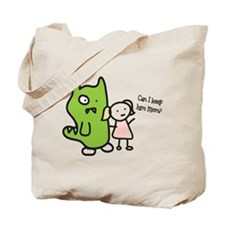 Can I Keep Him? Tote Bag