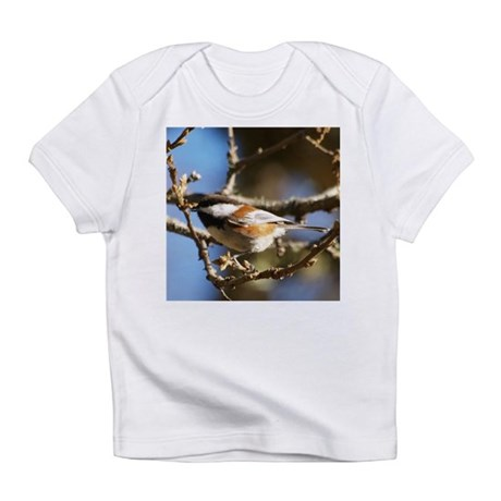 Chickadee in Tree Infant T-Shirt