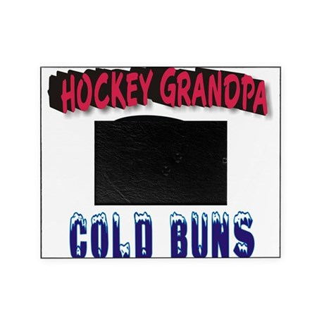 HOCKEY GRANDPA.png Picture Frame