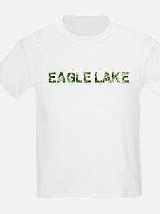 Eagle Lake, Vintage Camo, T-Shirt