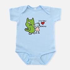 Love Monsters Infant Bodysuit